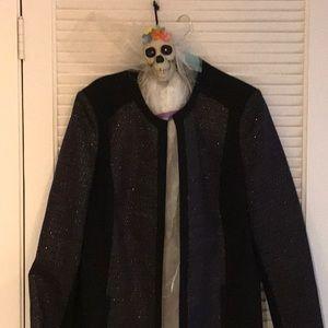 Color BLOCKING jacket